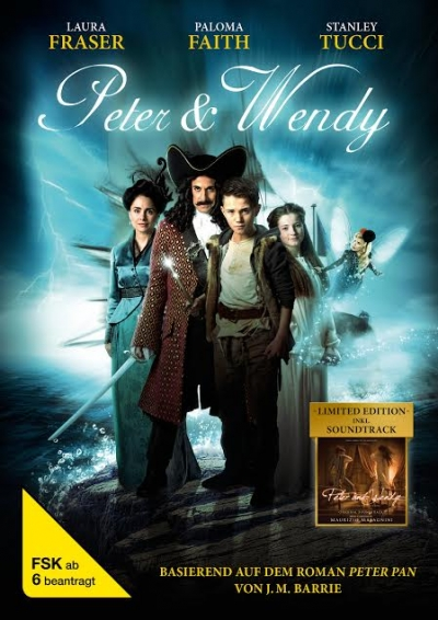 DVD Cover zu Peter & Wendy