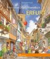 Mein Stadt-Wimmelbuch – Erfurt - aus dem Willegoos -Verlag - Vorstellung und Verlosung