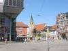 Bauverzug in der Marktstraße