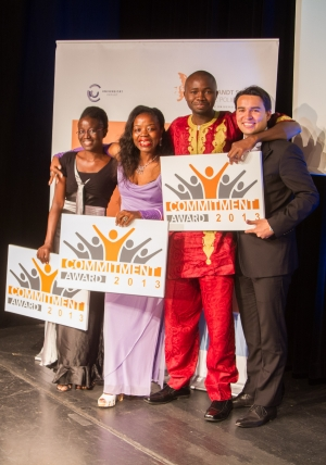 COMMITMENT AWARD FÜR STUDENTISCHES PROJEKT IN GAMBIA